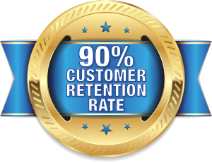 90% customer-statisfaction